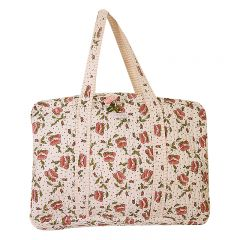 Travel bag rose  Inspirations by la Girafe