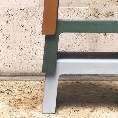 Ulla step stool dumbo grey Liewood