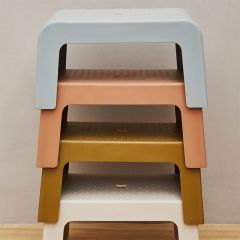 Ulla step stool terracotta  Liewood