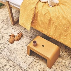 Ulla step stool mustard Liewood