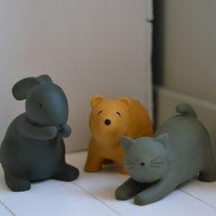 3 pack david toys green multi Liewood