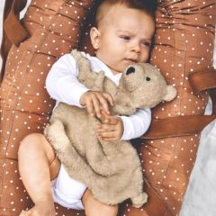 Lotte cuddle cloth bear beige Liewood