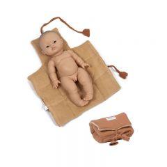 Set matelas nomade poupée Minikane