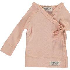 Cache-coeur en coton rose Marmar Copenhagen