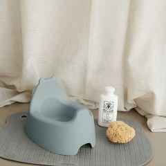 Sailor bath mat mr bear dove blue Liewood