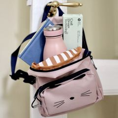 Saxo mini back pack cat rose Liewood