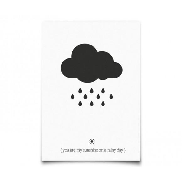 EEF LILLEMOR  Carte postale Sunshine
