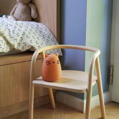 Lampe veilleuse winston cat mustard Liewood