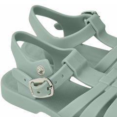 Rubber beach sandals peppermint Liewood