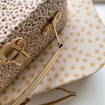 Pack de 2 valises buttercup rosarie Konges Slojd