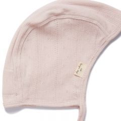 Newborn helmet minnie lavender mist Konges Slojd