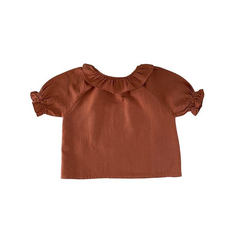 Oana blouse toffee Liilu