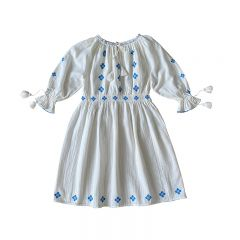 Folk dress milk Liilu