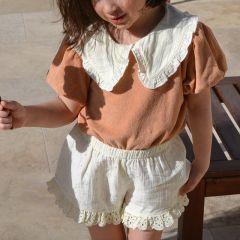 Sarah shorts milk Liilu