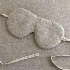 Masque de nuit linen lavender Bonet et Bonet